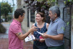 """Marito Alcaraz cerró su campaña pidiendo trabajar """"pensando en el futuro de Posadas"""""""