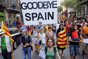 La independencia de Cataluña invisibiliza los problemas más graves de España