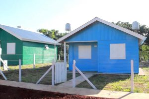 El Iprodha concluye nuevas viviendas en Garuhape