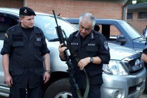 Cayó en Misiones temible banda asaltante de bancos en Brasil
