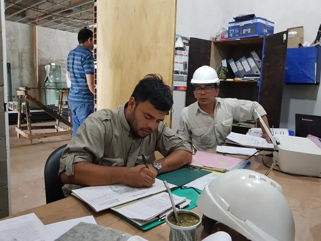 Trabajo realizó inspecciones en Iguazú