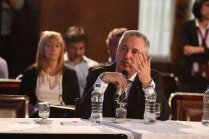 Passalacqua planteó que ajuste que reclama la Nación no debe afectar a los sectores más vulnerables