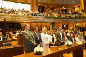Diputados se reúnen para tratar la adhesión al pacto fiscal con Nación