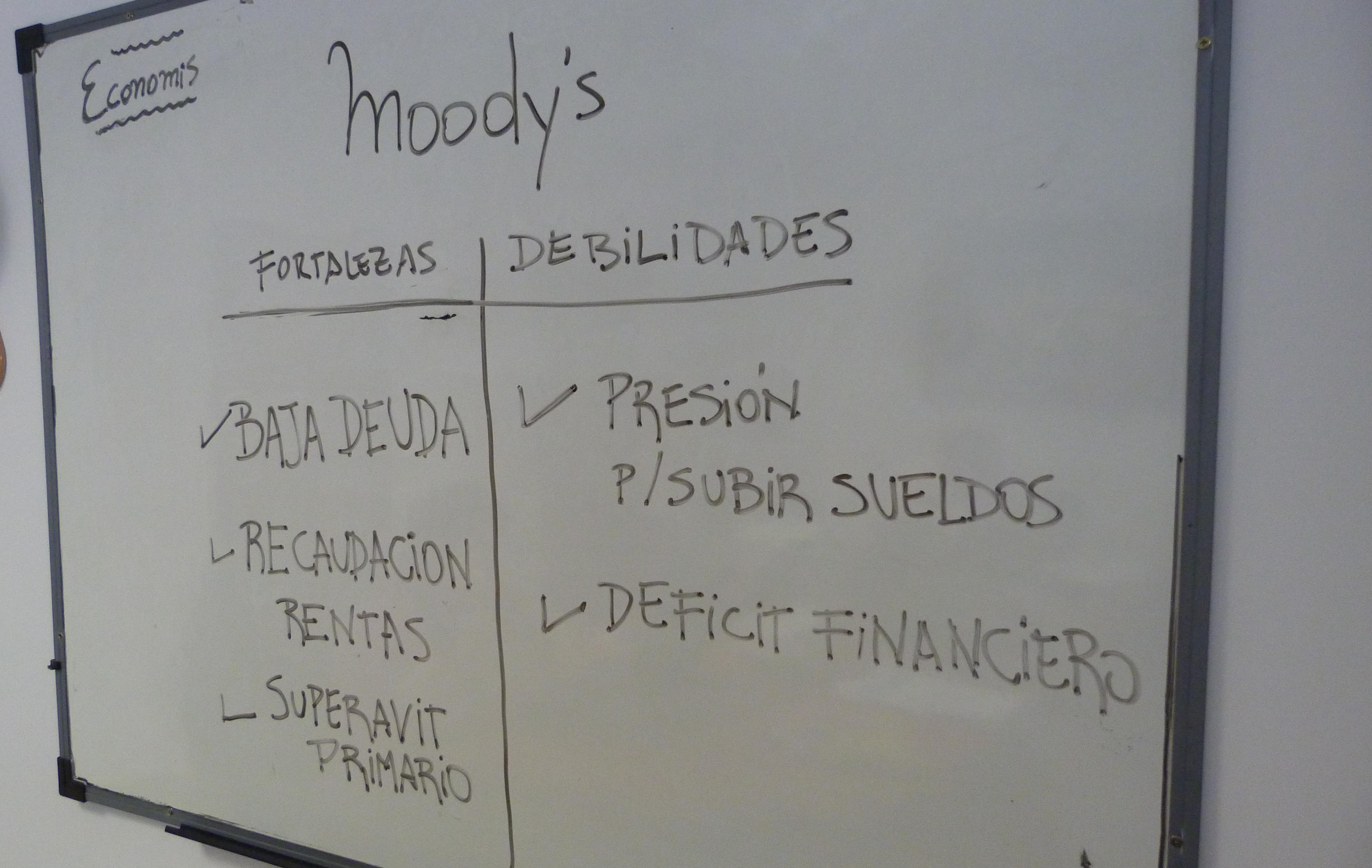 Moody's le subió la nota a Misiones, elogió sus cuentas fiscales y pronosticó que este año volverá al superávit