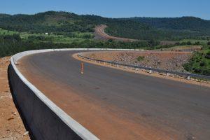 Culminó el asfaltado de la ruta provincial Nº 8; que une a Campo Grande y 25 de Mayo