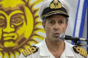 """ARA San Juan: """"Seguiremos con la búsqueda del submarino hasta agotar todos los medios"""""""
