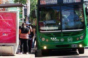 Colectivos: a dos semanas de que se acaben los subsidios, Transporte dice que pondría algo de dinero si Misiones asume el costo principal