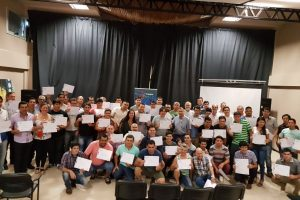 Más de 700 misioneros recibieron certificación en formación profesional