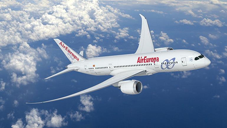 Air Europa comenzaría a volar a Puerto Iguazú en abril de 2019