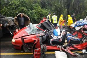 La Provincia y el Consulado argentino en Florianópolis trabajan en el traslado de los tres misioneros fallecidos en un accidente en Brasil