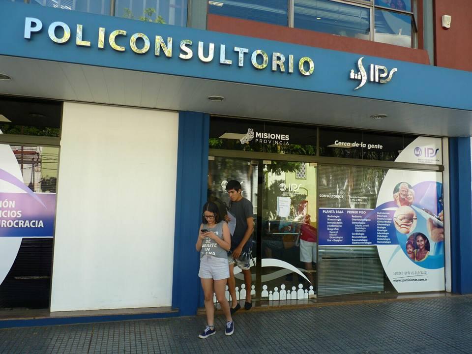 Afiliados del IPS se benefician de los turnos online de los policonsultorios