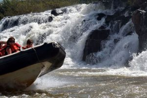 Brasil regula la represa Chapecó y garantiza un nivel estable en los Saltos del Moconá