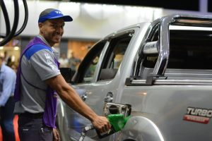 La venta de combustibles en 2017 fue la más alta en 8 años