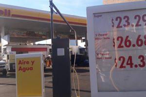 La venta de combustibles cayó 2,2 por ciento en 2018