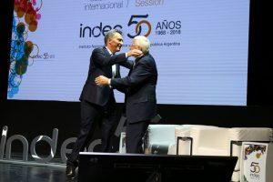 """Macri dijo que el Indec se transformó en """"una pieza fundamental del cambio"""""""