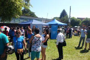 """El operativo """"Cerca Tuyo"""" brindó asistencia a los vecinos de Villa Cabello"""