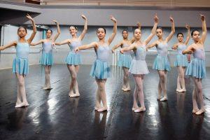 Harán una audición de ingreso en la Academia de Ballet de Moscú