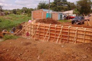 Vecinos de Garupá celebran avance de construcción del puente sobre Arrroyo Ceibo en Ñú Porá