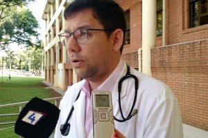Hospital Escuela: el Servicio de Infectología buscará durante el 2018 avanzar en investigación