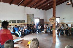 Avanza la elaboración de un plan integral para la Comunidad Mbyá Guaraní