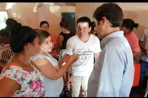 La EBY capacita a voluntarios sociales
