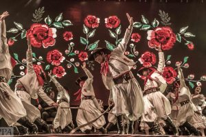 Audición del Ballet Folklórico del Parque del Conocimiento