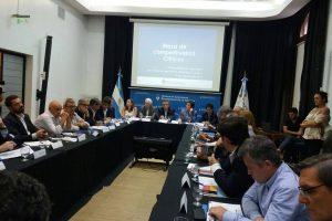 Misiones planteó a la Mesa de Competitividad de la cadena citrícola su preocupación por el HLB
