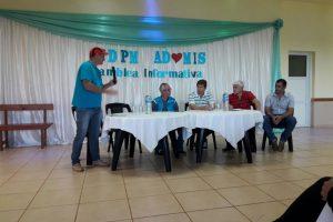 Plenaria en San Pedro: UDPM garantizó el inicio de clases el 7 de marzo