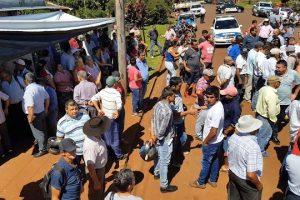 En San Vicente levantan protesta: Emsa prometen revisar facturas reclamadas hasta la fecha