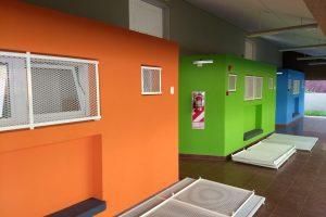 Salas de Nivel Inicial de las escuelas 84 y 530 de Oberá listos para el inició de clases