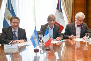 Plan Belgrano: la Agencia Francesa de Desarrollo financiará obras por 70 millones de dólares