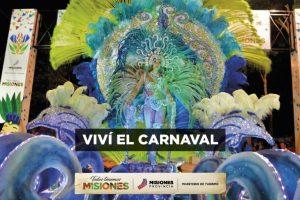 Esta noche se realiza la instancia final de los Carnavales Misioneros en San Ignacio