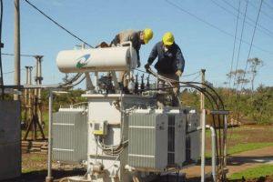 Leve crecimiento de la energía operada en Misiones, pero caída en la demanda de potencia
