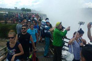 Feriado de Carnaval récord para Iguazú