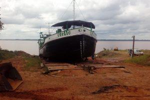 Nueva Ley de fomento a la industria naval y marina mercante dejaría fuera a barcos misioneros