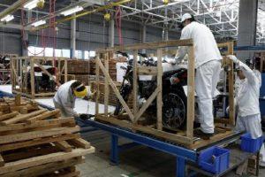 La industria argentina de motos: el contenido nacional ni siquiera llega al ser del 5%