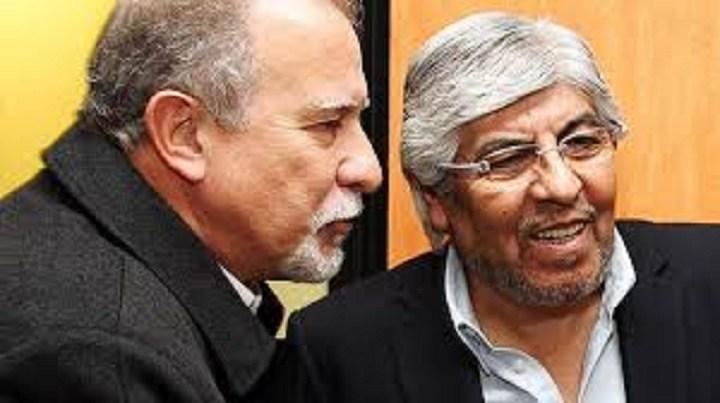 """Omar Plaini respaldó a Moyano y dijo que el Gobierno quiere """"sindicatos débiles"""""""