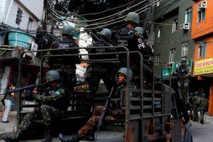 Temer intervino con las Fuerzas Armadas la seguridad de Río de Janeiro