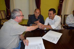 Reserva de Biósfera: Passalacqua acordó nuevas tasas con El Soberbio y San Pedro