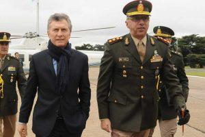 Macri desplazó al jefe del Ejército: Sale Suñer, entra Pasqualini