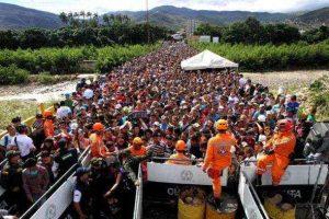 Histórico éxodo en Venezuela y Argentina facilita el ingreso de venezolanos