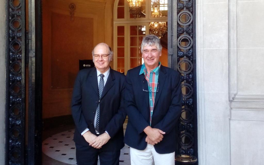 """Metz: """"Hay operadores paraguayos, uruguayos y chilenos interesados en el puerto de Posadas"""""""