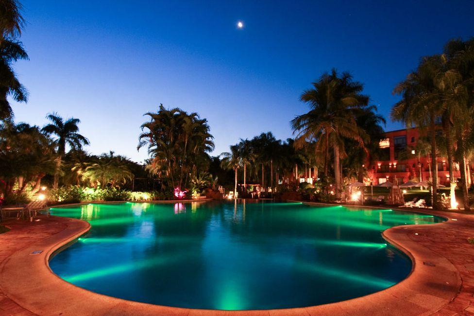 Imagen Casino dentro del Iguazu Grand Hotel