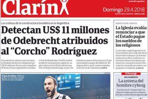 Las tapas de los diarios del domingo: El debate por el tarifazo, el dólar y las previa de Gimnasia-Boca