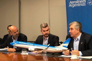 Para competir con las low cost, Aerolíneas Argentinas elimina la clase ejecutiva