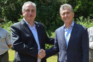 Passalacqua se reúne con Macri para conocer detalles del acuerdo con el FMI