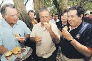 Puerta festejó la intervención del partido Justicialista