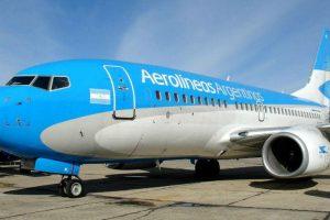 Aerolíneas Argentinas canceló todos los vuelos del lunes 25/06
