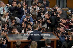 Zuckerberg evitó comprometerse con nuevas medidas de privacidad