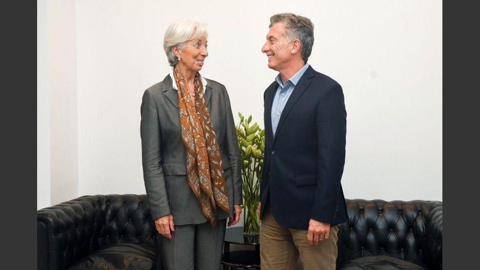 El FMI y su decisivo rol en la campaña electoral